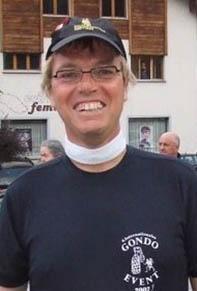 """Reto Immoos am Doppel-Bergmarathon """"Gondo Event"""""""
