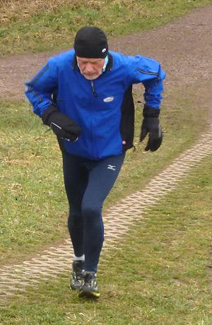 Vereinsmeister 2012: Kurt Traub