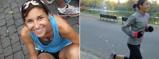 Die sympathische 27-Jährige lief 2011 eine 2:46:13 beim AMsterdam-marathon