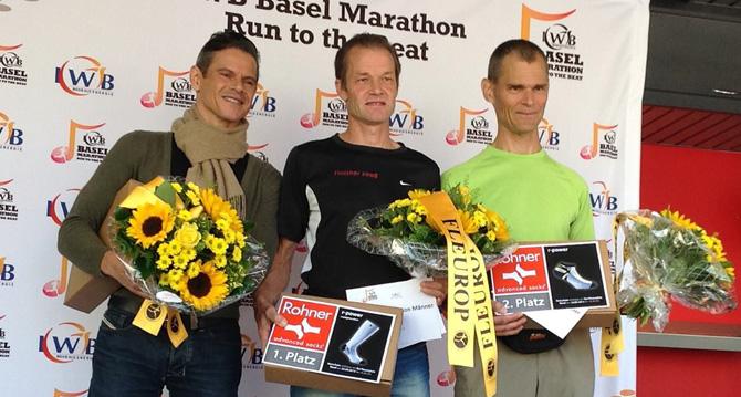 3. Gesamtrang für Alex Rebmann (links)