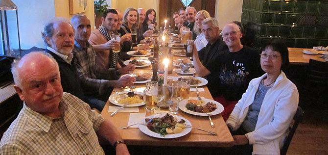 Es gab viel zu feiern in Freiburg