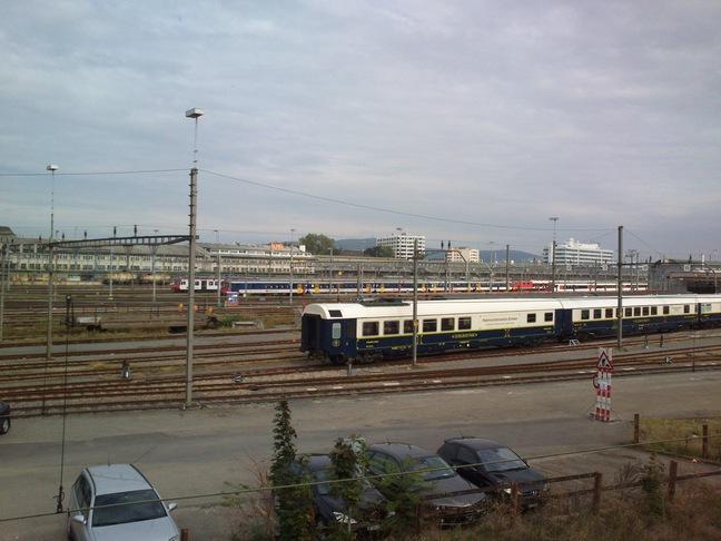 Güterbahnhof Wolf