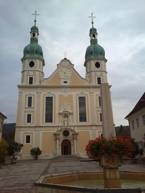 Der Dom zu Arlesheim