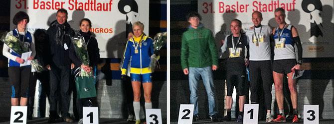 2x Podest für den LSVB: Sieg für Sandra Beck und 3. Rang für Rainer Hauch