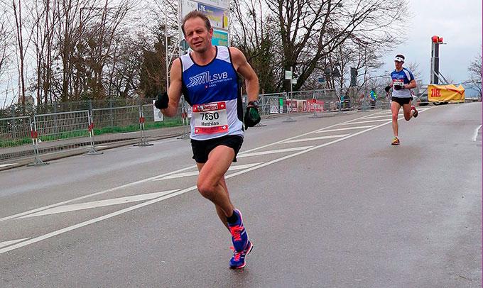 Mathias Kunz und James Zürcher liefen in die Top 20