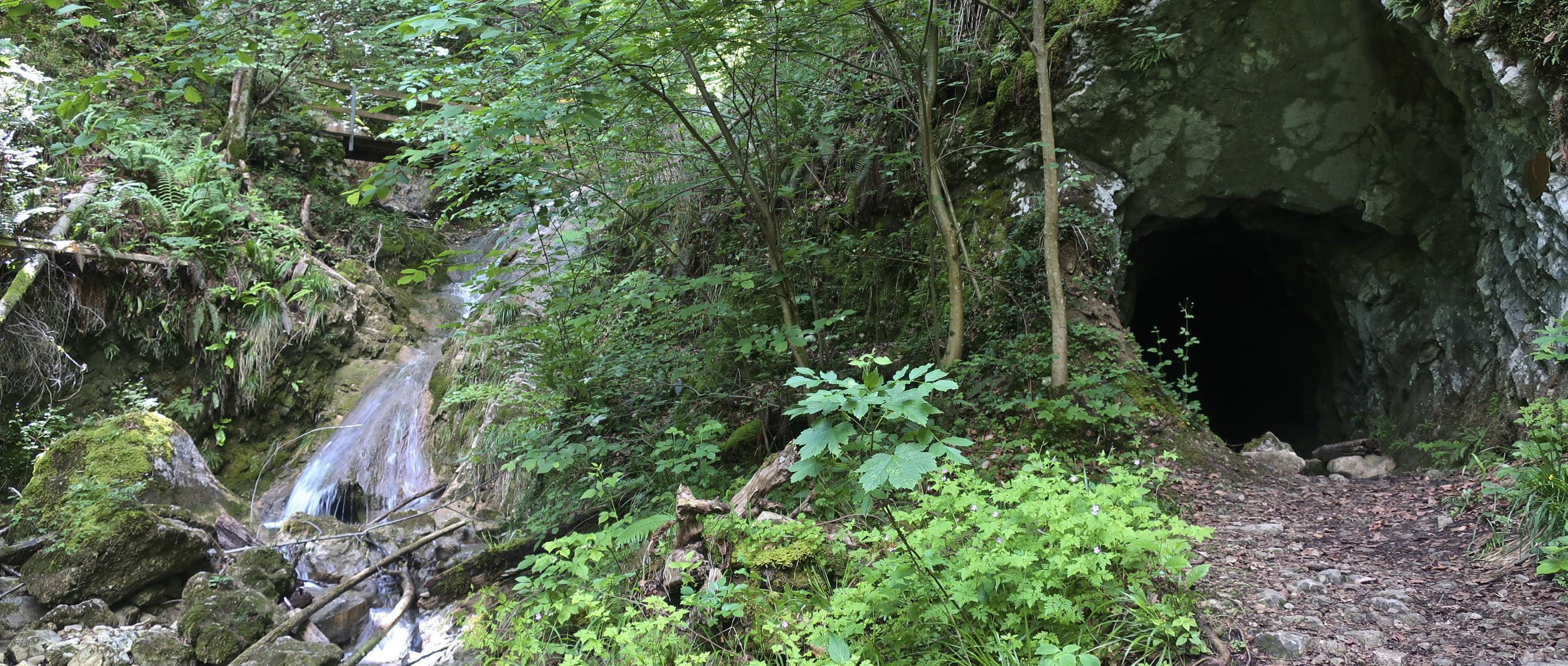 Jägerweg-Wasserfallen
