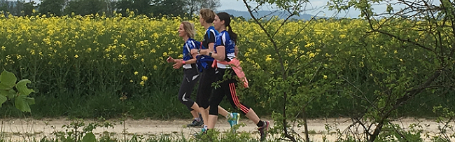 LSVB-Läuferinnen
