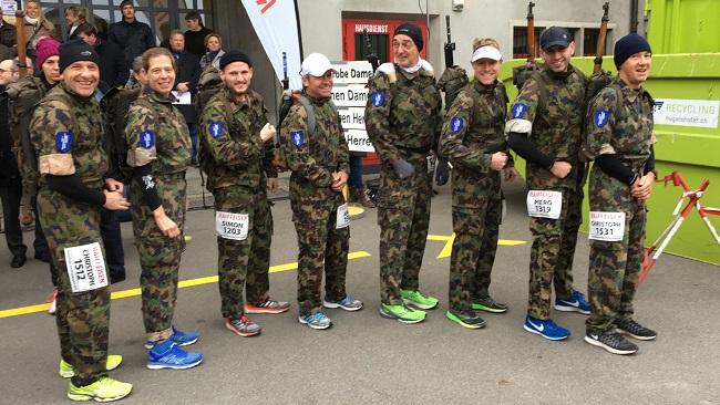 Zurück zu unseren Wurzeln: LSV ehemals WSG - Wehrsportgruppe Basel